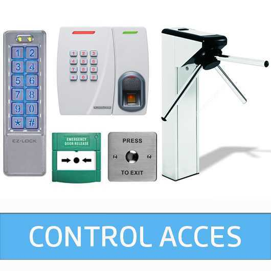 Control Acces